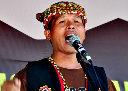 DROP THE CHARGES NOW AGAINST GENASQUE ENRIQUEZ, Indigenous People's Rights Defender