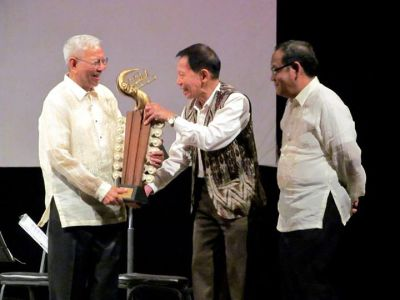 Ipagdiwang! UP Diliman Tribute to National Artists for Music Ramon Santos and Francisco Feliciano